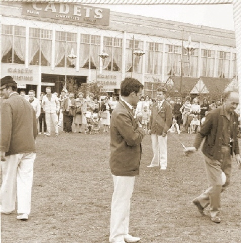 Butlins Pwllhelli 1964 Johnny at Redcoats Reunited 3
