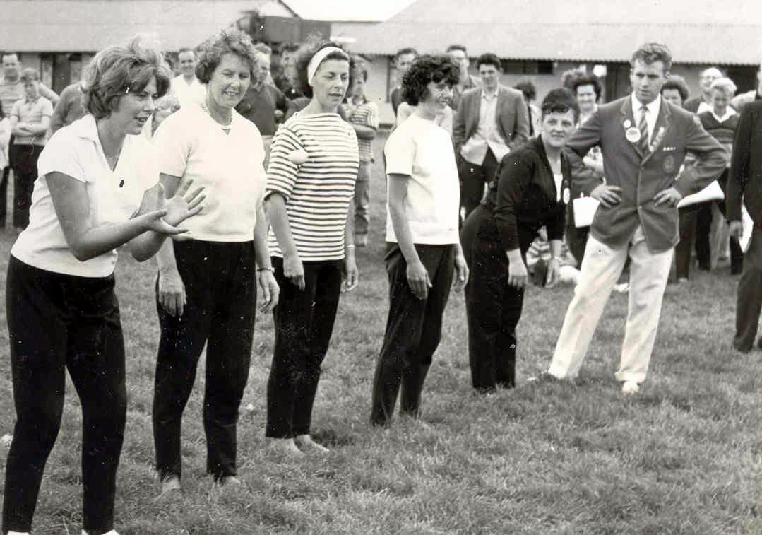 Butlins Pwllhelli 1964 Johnny at Redcoats Reunited 11