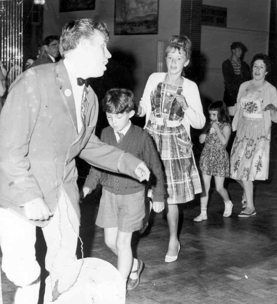 Butlins Pwllhelli 1964 Johnny at Redcoats Reunited 6