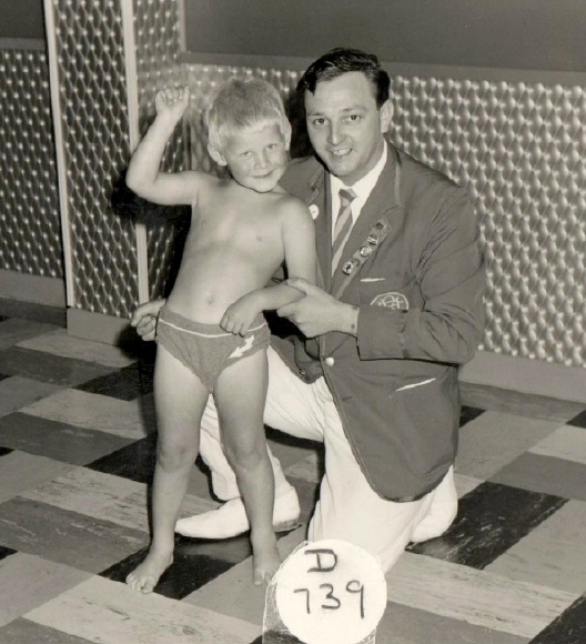 Butlins Clacton 1962 Junior Tarzan 2