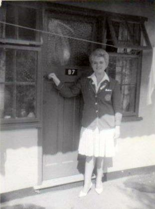Butlins Filey 1961 Anne 1
