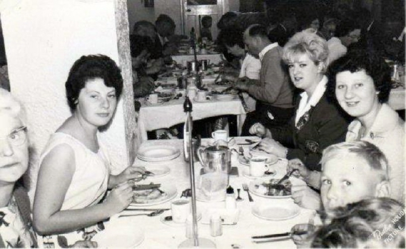 Butlins Filey 1961 Anne 3
