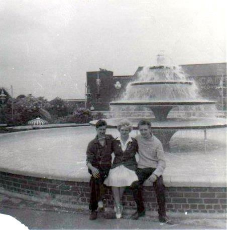 Butlins Filey 1961 Anne 7