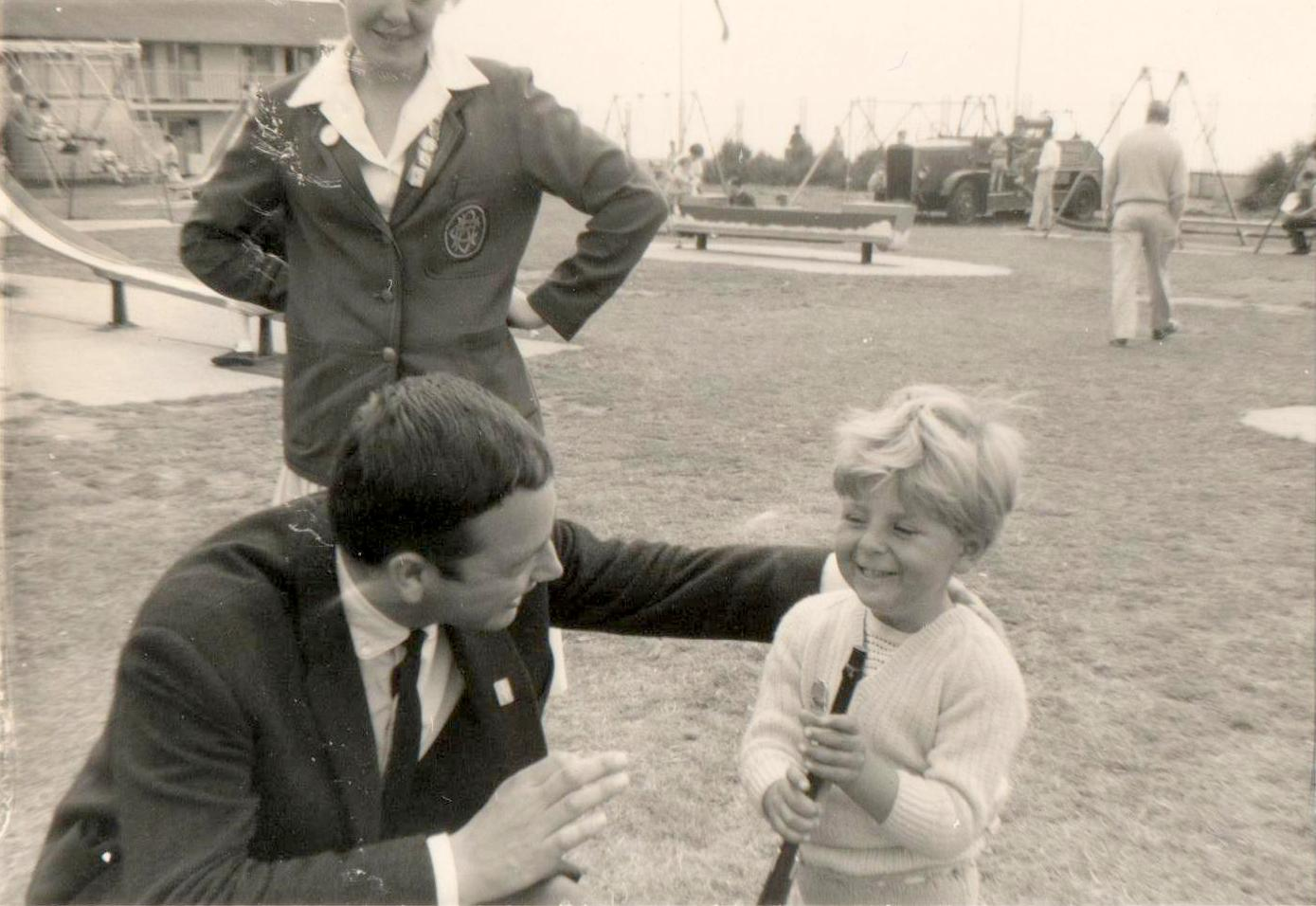 BUTLINS CLACTON 1962 NICKY