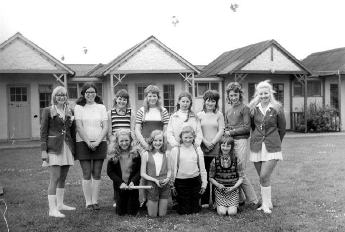 Butlins Skegness 1972 rounders at Redcoats Reunited