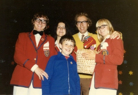 Butlins Skegness Beaver Club 1972 at Redcoats Reunited