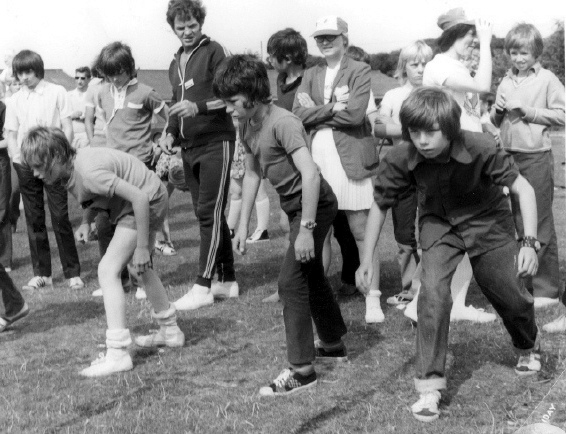 Butlins Skegness 1973 Sports Day 1