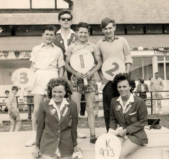 Butlins Clacton 1962 sportsday 1 at Redcoats Reunited