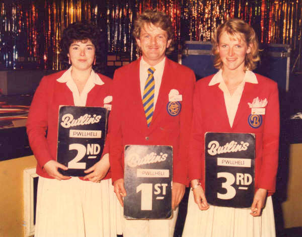 Butlins Pwllheli 1985 at Redcoats Reunited Kennie 22