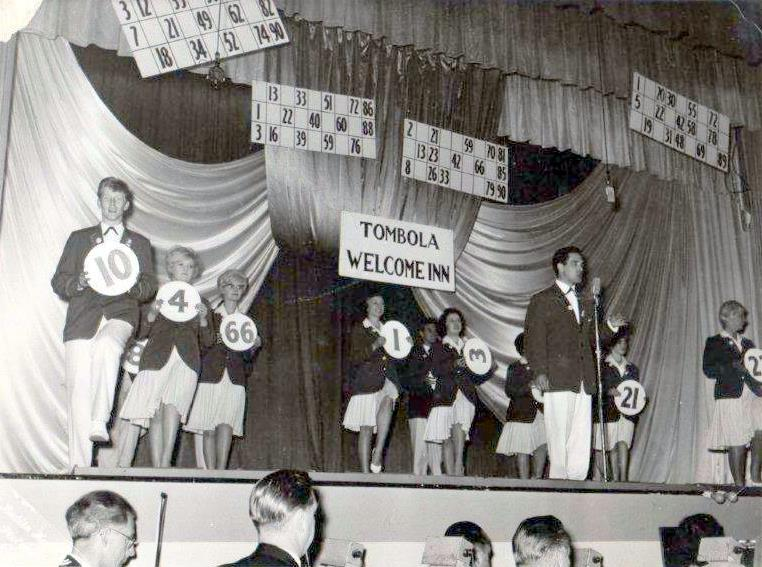 Butlins Filey 1961 Anne 16