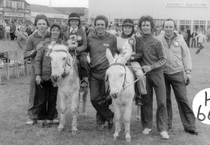 BUTLINS SKEGNESS 1980 DONKEY DERBY 2