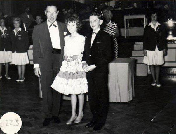 Butlins Filey 1961 Anne 21