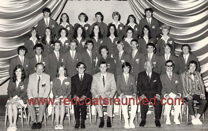 Butlins Ayr 1970 at Redcoats Reunited