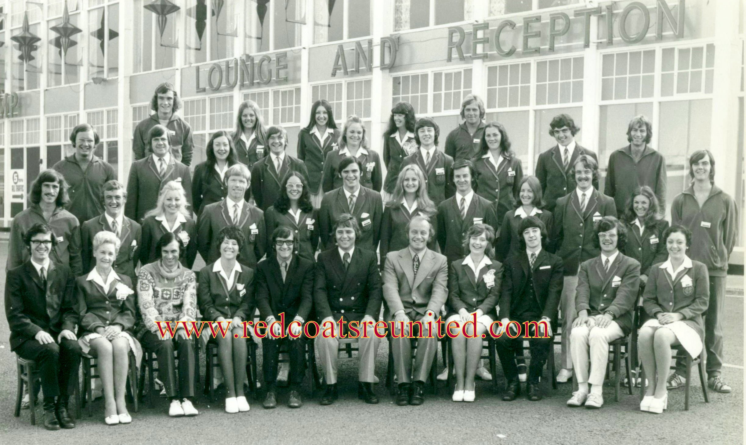 BUTLINS BARRY 1973 at Redcoats Reunited