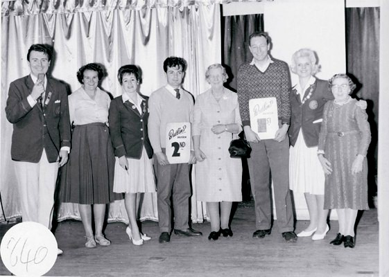 Butlins Brighton 1961 at Redcoats Reunited Val 4