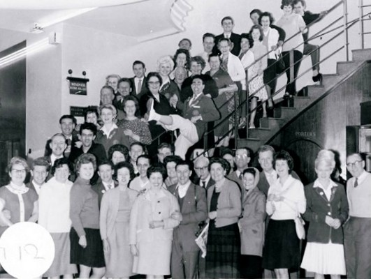 Butlins Brighton 1961 at Redcoats Reunited Val 2
