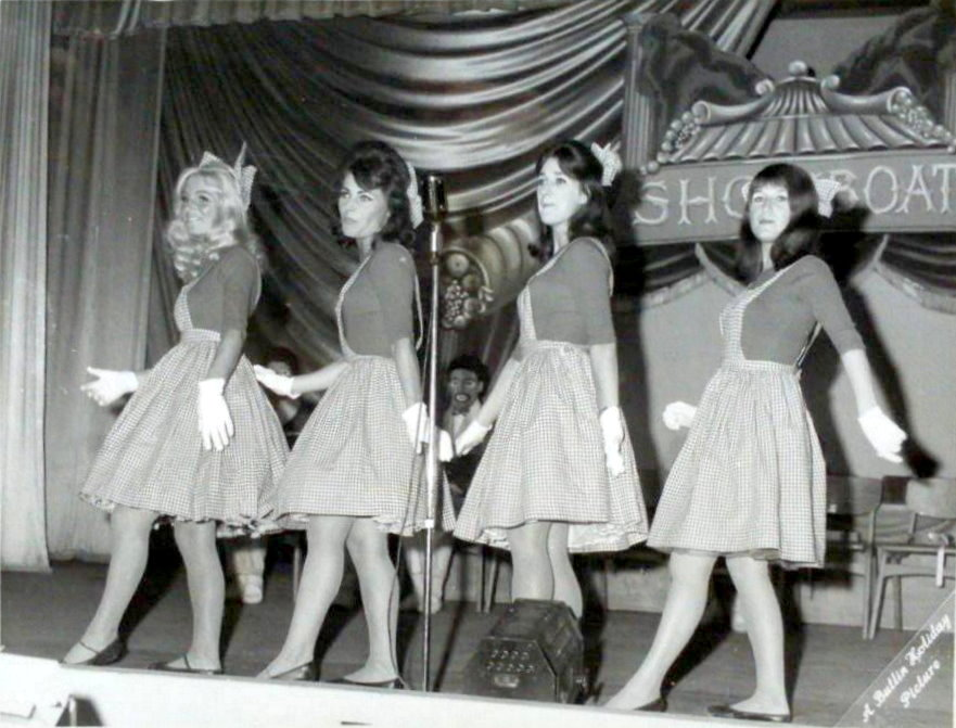 Butlins Clacton Redcoat Show 1963 at Redcoats Reunited