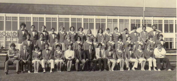 BUTLINS CLACTON REDCOAT TEAM 1981