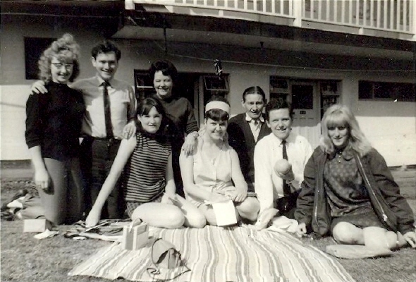 BUTLINS FILEY 1965