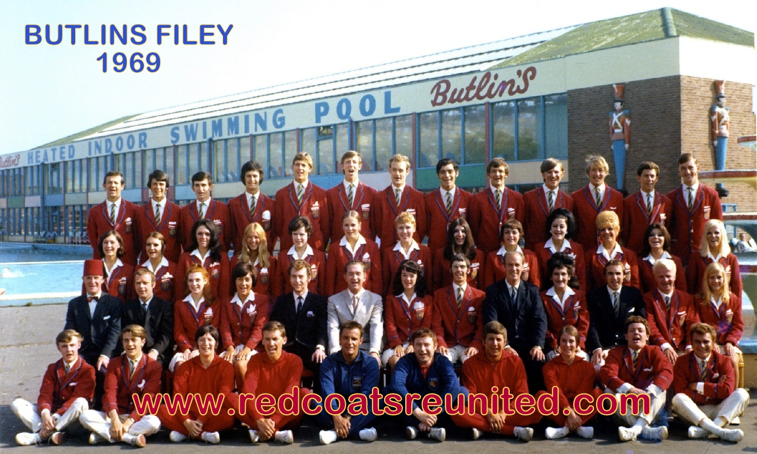 Butlins Filey 1969 at Redcoats Reunited