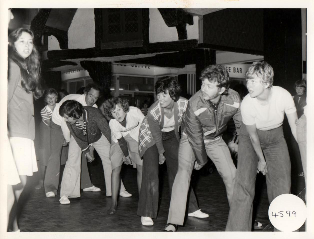 Butlins Skegness 1977 games 1 at Redcoats Reunited