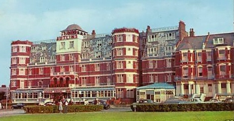 BUTLINS GRAND HOTEL CLIFTONVILLE MARGATE