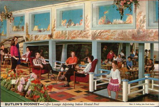 BUTLINS MOSNEY POOL CAFE