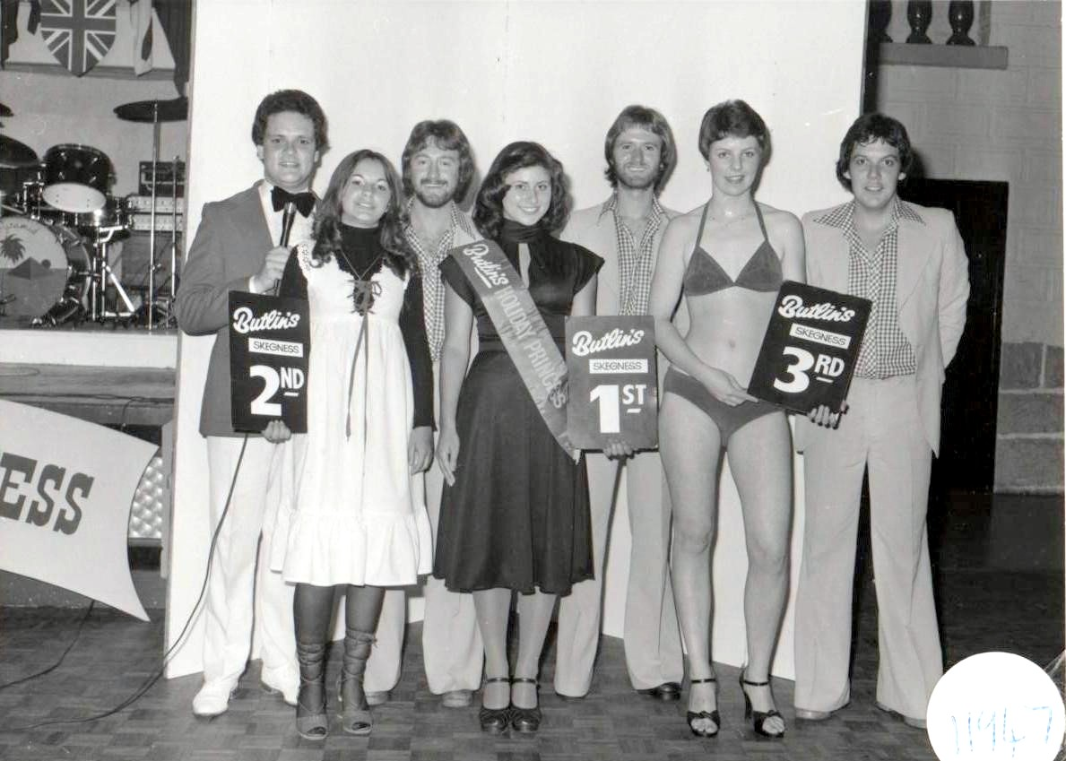 BUTLINS SKEGNESS 1977 Holiday Princess