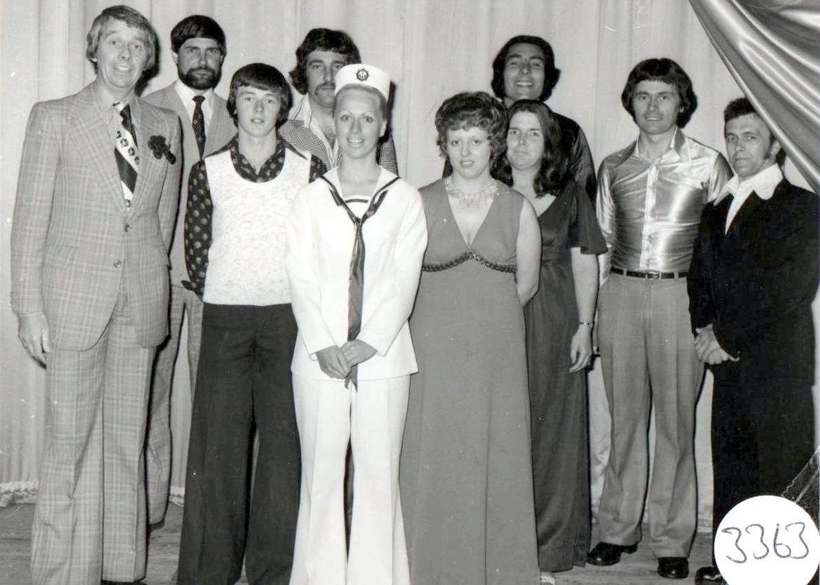Butlins Skegness 1977 Talent Show 1 at Redcoats Reunited