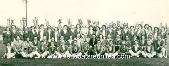 BUTLINS SKEGNESS REDCOAT TEAM 1947