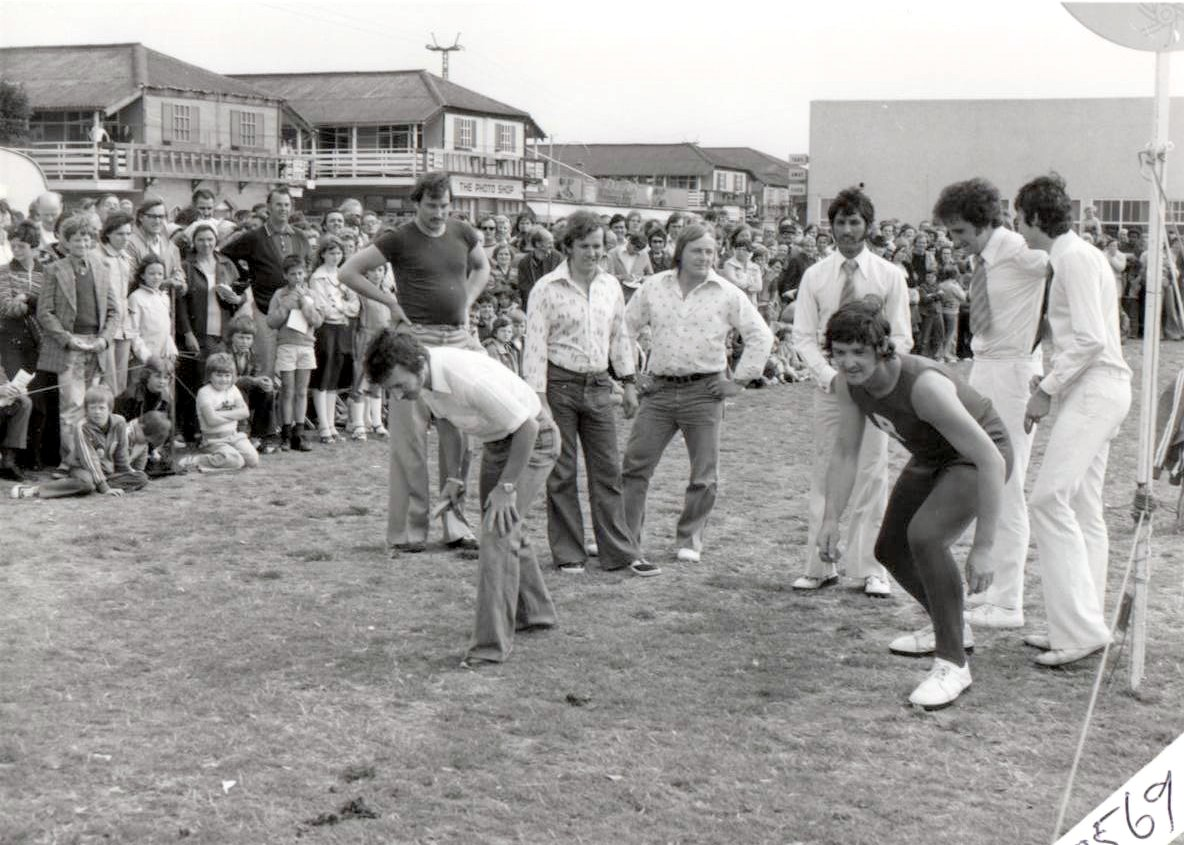 BUTLINS SKEGNESS 1977 sports day